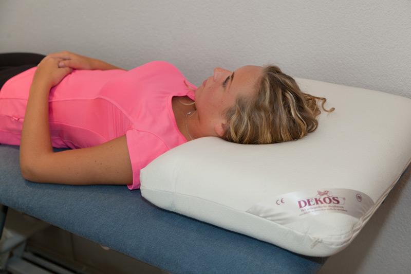 Dekos slaapkussen ontwikkeld door medische specialisten dekos